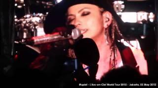 Gambar cover [HD] L'Arc~en~Ciel - Hitomi no Juunin (Live In Jakarta)