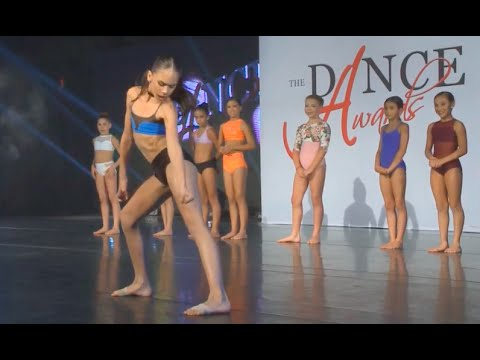 Mini Female Dance Off - The Dance Awards Orlando 2016