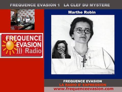 La Vie Mystique de MARTHE ROBIN - Elisabeth de Caligny sur Fréquence Evasion