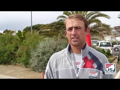 SWC Hyères 2016: Caleb Paine (Finn) Wins Medal Race, 8th Overall