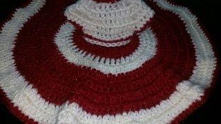 Part 1 - Winter Dress of Bal Gopal / Ladoo Gopal / Thakurji - Simple Crochet poshak