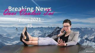 #5 Breaking News QVT - pour 2021