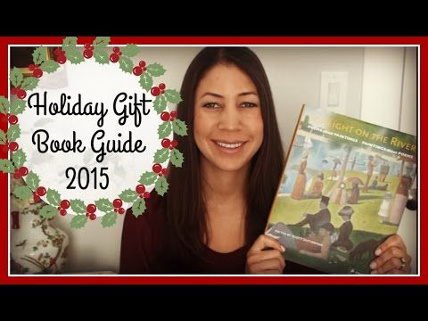 Holiday Gift Book Guide 2015