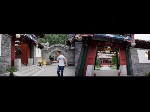 Nebula 5100 + Riser rail +Sony Fs5: Beautiful Beijing courtyard house