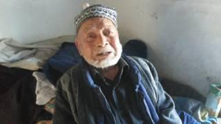 İsmail Erdal 105 Yaşında,Bakıma Muhtaç