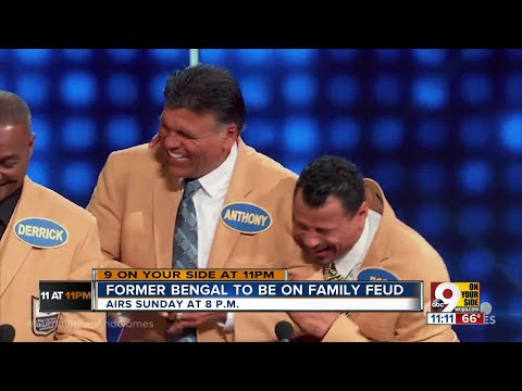 Bengals great Anthony Munoz to compete on Celebrity Family Feud