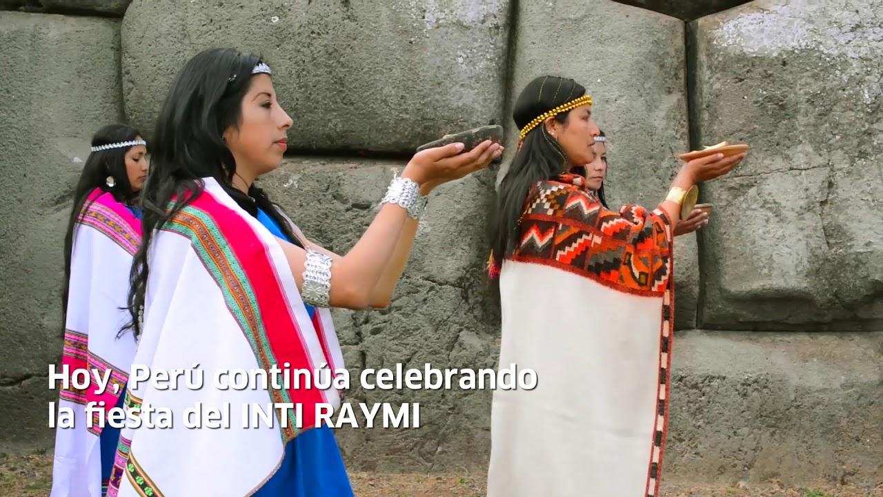 Inti Raymi 2020 - ES - YouTube