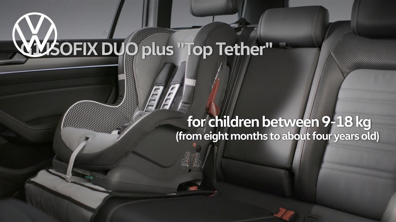 Secure Your Child With The Volkswagen Child Seats Volkswagen Youtube