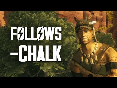 Honest Hearts 03 - The Full Story of Follows-Chalk - Fallout New Vegas Lore
