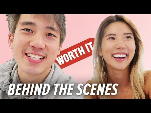 EDITING WORTH IT · Behind The Scenes