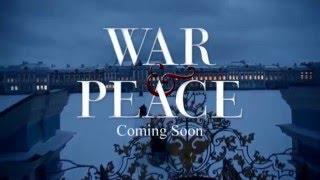 Лев Толстой Война и Мир 2016 трейлер