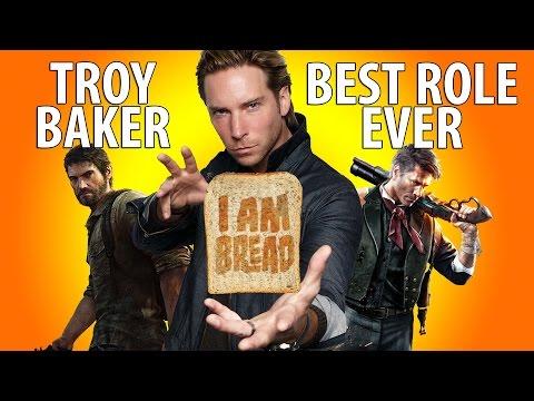 Troy Baker in I Am Bread!