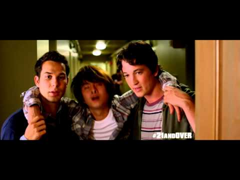 21 and Over Red Bear TV Spot