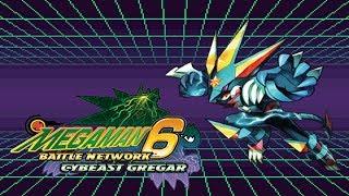 MegaMan Battle Network 6 Cybeast Gregar พาร์ท6 BeastOut!!