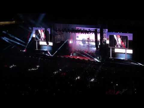 Live Eminem - Crowd Erupts - Lose Yourself Sydney Australia Rapture Tour 2019