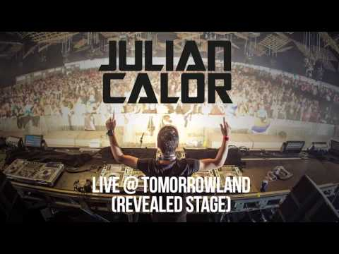 Julian Calor LIVE at Tomorrowland 2015, Revealed Stage