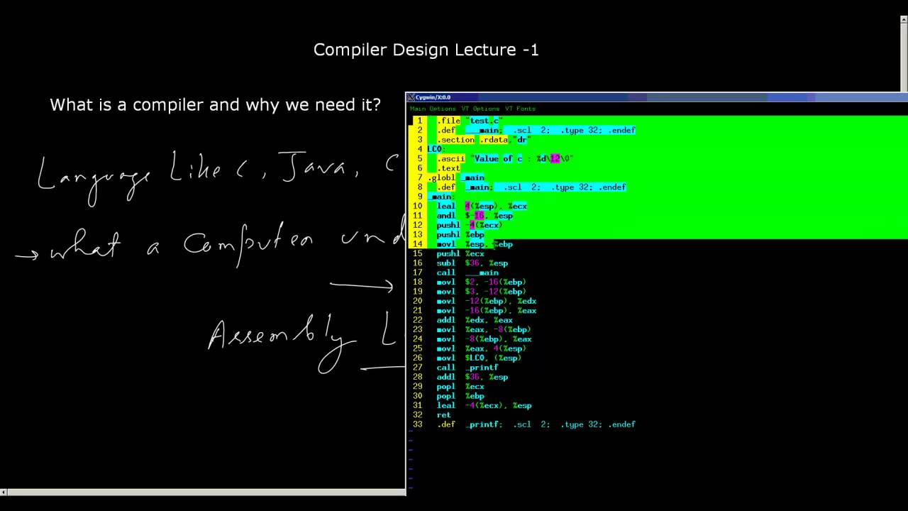 compiler design My book compiler design in c is now, unfortunately, out of print you can download a complete copy, with the above button (pdf 191mb ocr/searchable—thanks to marvin hernández for adding the ocr.