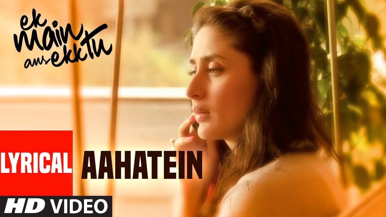 "Lyrical Video: ""Teri Aahatein"" 