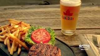 Montana's Bbq Burger Event