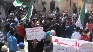حي التوحيد جمعة لاجئون و الشرف و الكرامة عنواننا 5-4-2013