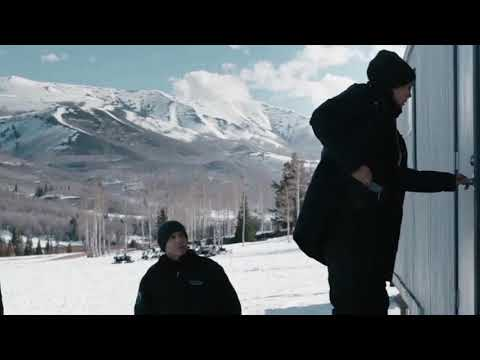Wind River best shootout scene 2017