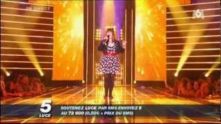 """Luce à Nouvelle Star - """"Gigi l"""