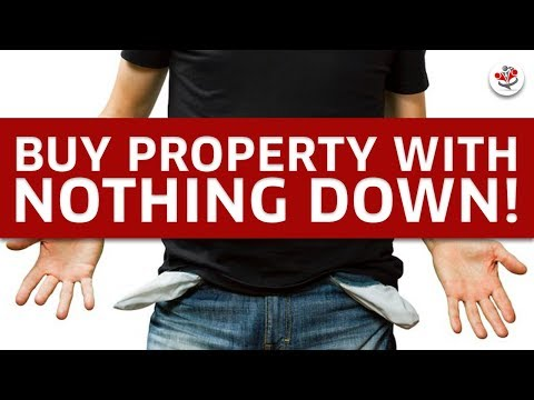 How to Buy Property with No Money Down with Guest Pine Financial