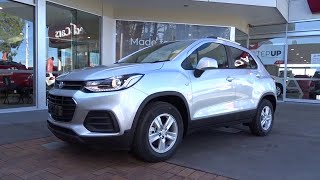 2017 HOLDEN TRAX Booval, Ipswich, Woodend, Raceview, Brisbane, QLD IMEVAA