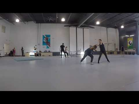 BalletX-Files Featuring Penny Saunders' 'Rock-a-Bye'