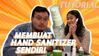 Jakarta, kompastv hand sanitizer sudah menjadi barang langka karena maraknya virus corona. berfungsi untuk mensterilkan tangan dari kuman yang...