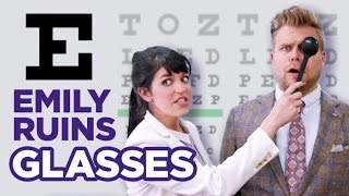 The Conspiracy Behind Your Glasses | Adam Ruins Everything