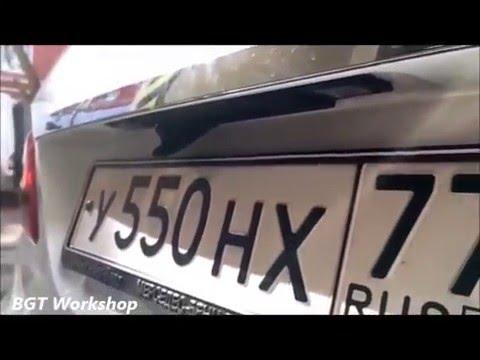 Mercedes W166 Audio 20 - выезжающая камера заднего вида