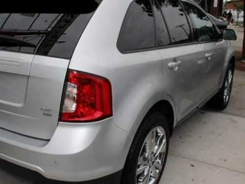 Ford Edge Sel Awd Dr Suv Jamaica New York
