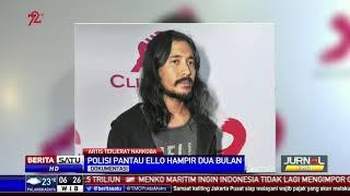 Polisi Pantau Penyanyi Ello Selama 2 Bulan Sebelum Ditangkap