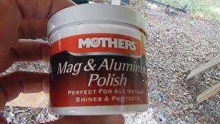 Mothers Mag \u0026 Aluminum Polish Review