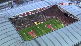 Ceremonia Inaugural Final UEFA Europa League 2013/2014
