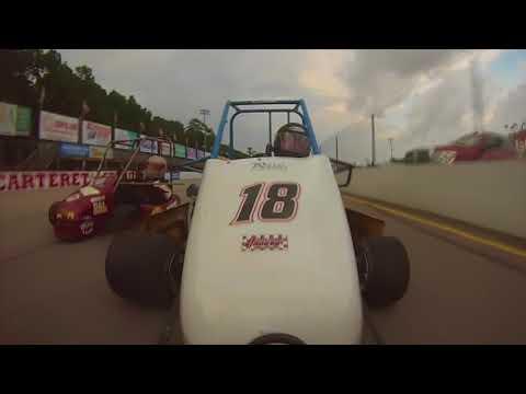 Carteret County Speedway: Champ Karts