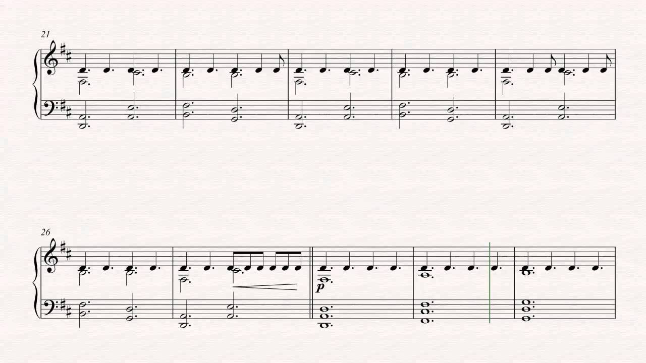 Piano - Say Something - A Great Big World and Christina Aguilera Sheet Music, Chords, u0026 Vocals ...