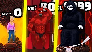 IS THIS THE STRONGEST HELL DEVIL EVOLUTION? (9999+ GRIM REAPER LEVEL ) l Peace, Death!