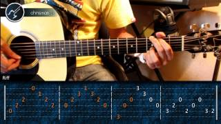 """Download Cómo tocar """"Don't Cry"""" de Guns N' Roses en Guitarra Acústica (HD) Tutorial - Christianvib Mp3 and Videos"""
