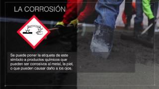 GHS Pictogram Video in Spanish