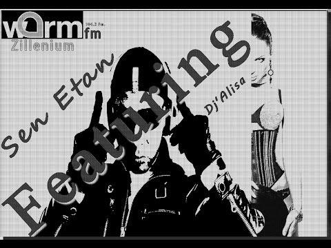 Sen Etan Feat Ane Alisa (Ukraine) Zillenium radio show warm fm radio Belgium