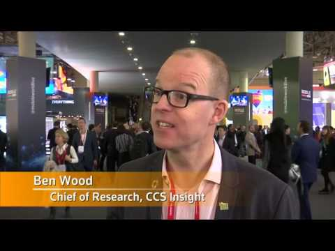 5G future at Mobile World Congress