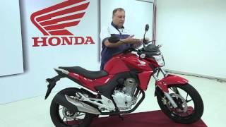 Alfredo Guedes apresenta a CB Twister - MOTOCICLISMO