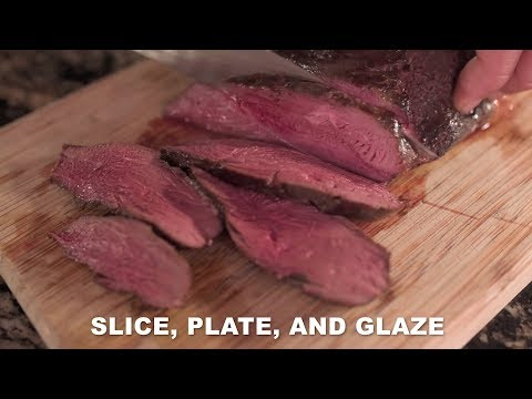 Recipe: Sous-Vide A Wild Goose Breast