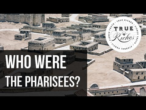 Who Were The Pharisees? - Ancient Israel 101