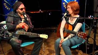 Peter Karp and Sue Foley on Saturday Night Blues