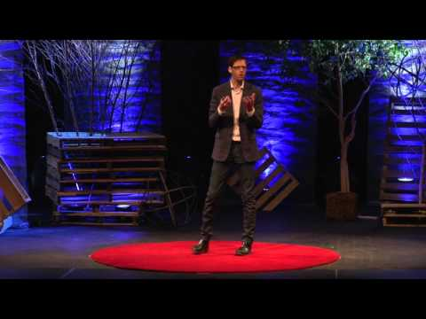 The Public Library as InfoShop | Brian James Schill | TEDxGrandForks