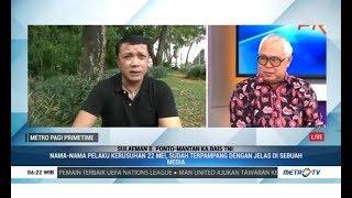 Mantan Kabais TNI: Fauka, Soenarko, Hanyalah Aktor, Dalang Utama Masih Jauh Diatas