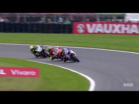 2017 MCE Insurance British Superbike Championship - R8 Cadwell Park, Race 2